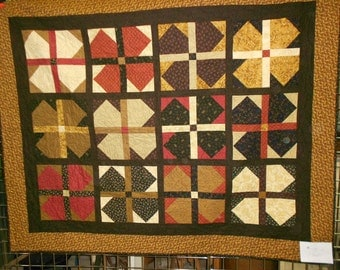 Twin Size Bed Quilt  26