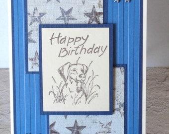 Mens Birthday Card (C-179)