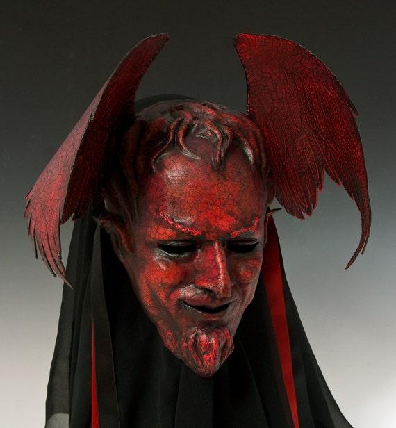 Lucifer Azrael: Faust's Mephistopheles Mask