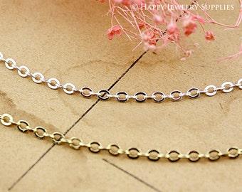 3.3 feet Nickel Free - High Quality 2.5x3.5mm O Chains (VB03)