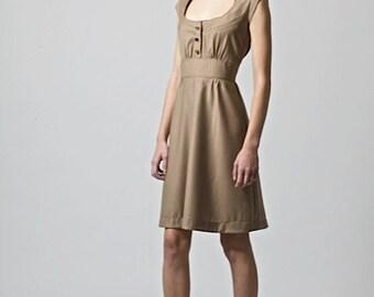 Empire Women's Work dress