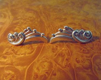 Vintage Margot de Taxco Earrings