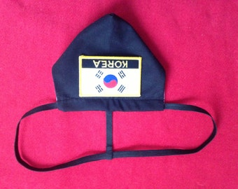 Mens KOREA G-String Thong Male Soccer World Cup Lingerie Country Flag Underwear