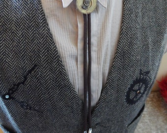 Gearwork String Tie