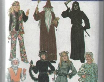 Simplicity Costumes 4454 Halloween
