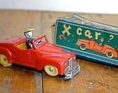Occupied Japan X Car with original box