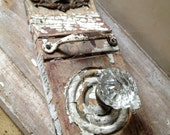 Repurposed Architectural Salvage Wall Hook