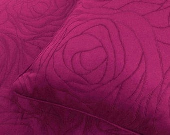 Pink bedding set-twin bedspread and coverlets set