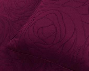 cotton plum rose quilt pattern twin quilt christmas bedding set