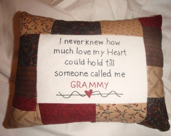 till someone called me Grammy