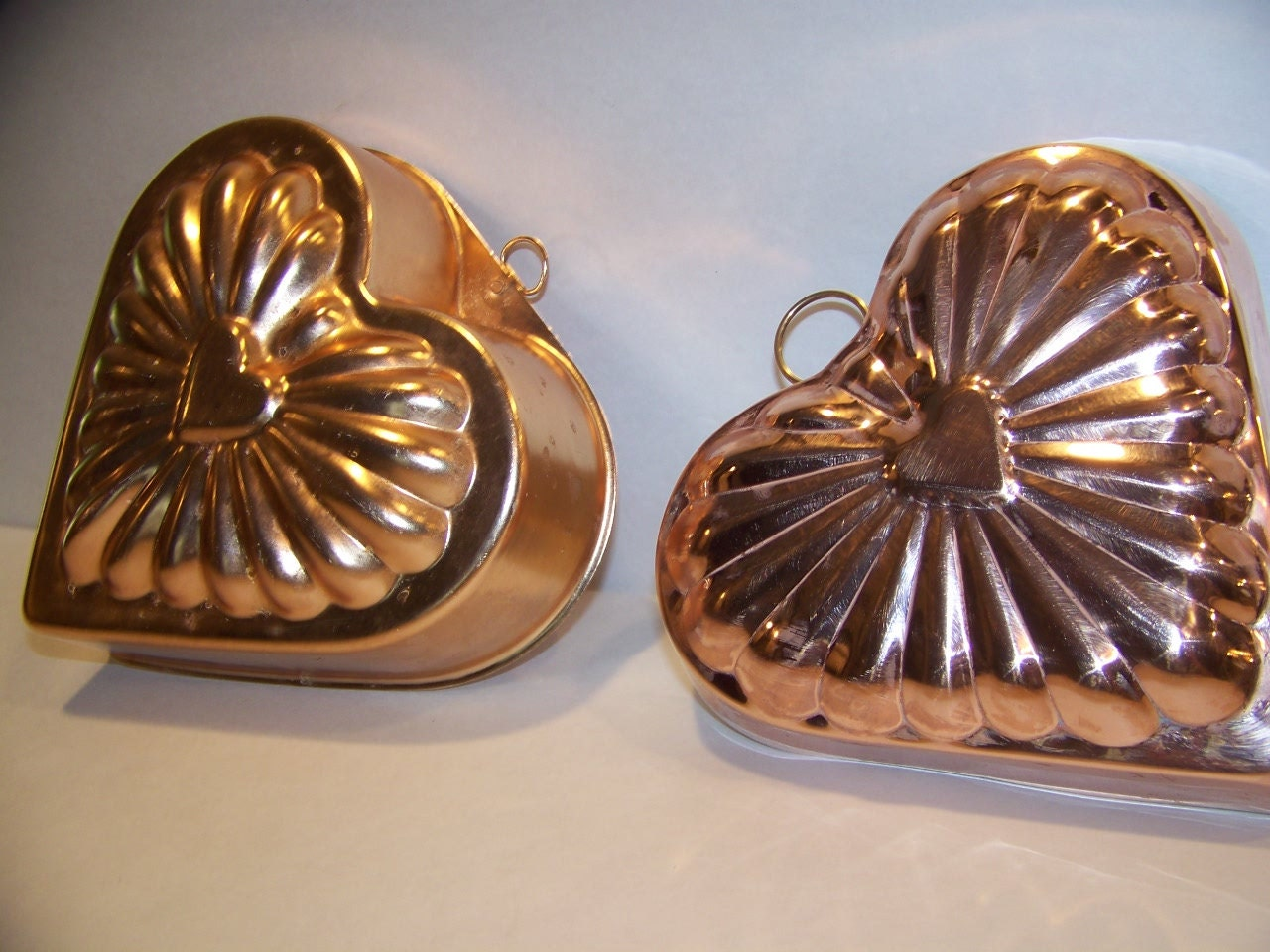 copper gelatin molds