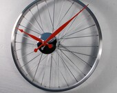 Bicycle Wheel Clock  Emma.M
