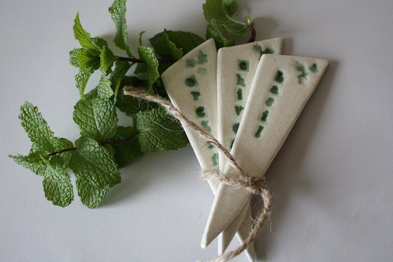 Herb Markers (set of three)