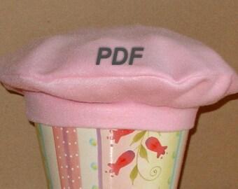 Adult Beret PDF