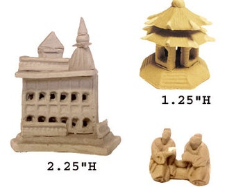 Miniature Figurines set - P3H