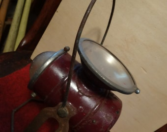 Vintage Collectible Ecolight Lattern For Restoration