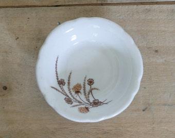 vintage restaurant china monkey bowl