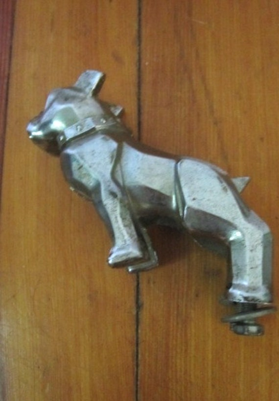 Old Mack Truck Hood Ornament By Vintagemementos On Etsy