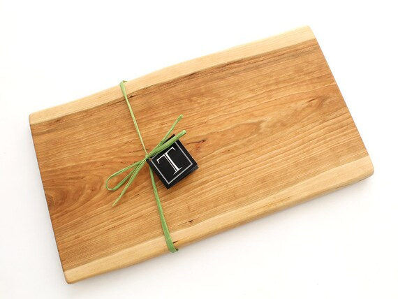 Sustainable Sourced Wisconsin Wood Cutting Board and Serving Platter