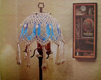 Macrame Patterns for Home Decor - Macrame Wine Rack Project - Macrame Lampshade Pattern