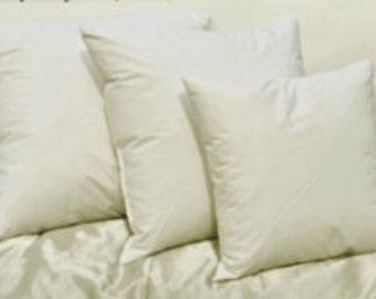 Decorator Feather Down Pillow Forms All Sizes