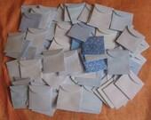 "100 Mini Envelopes - 1 7/8"" x 2"", Mini Eco Friendly Envelopes, Mini Seed Packets, Mini Confetti Packets, Wedding Favor Envelopes, Gift Bags"