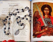 Unbreakable Catholic Chaplet of Saint Michael, the Archangel - Patron of Soldiers, Police Officers, Firefighters