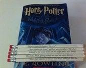 Harry Potter 5 Wrapped Pencil Set