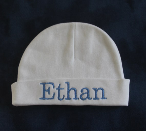 Personalized Newborn /Infant/Toddler Beanie  Hat