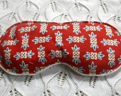 Eye Mask- Red, White and Blue