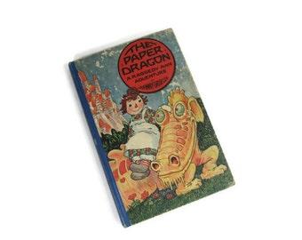Raggedy Ann Adventure Book, The Paper Dragon, 1926