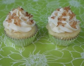 Italian Cream Cupcakes- Local Delivery Only