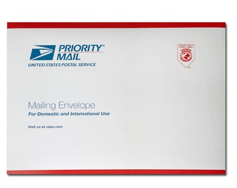 International USPS Priority Shipping Upgrade - International Only