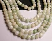 1 strand new Jade 6 mm round A quality 69 beads per strand