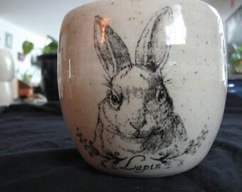 Bunny foo foo mug