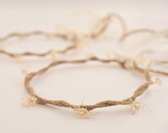 STEFANA Wedding Crowns - Orthodox Stefana - Bridal Crowns DRIAS - One Pair