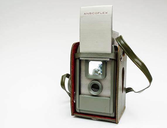 Anscoflex - 620 Twin Lens Reflex camera