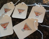 Manhattan Gift Tags - Handmade