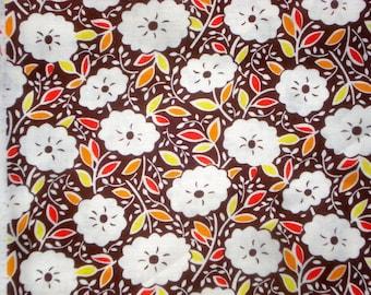 SALE : Denyse Schmidt Katie Jump Rope Brown Geranium  Free Spirit fabrics FQ or more