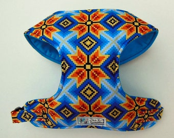 South Western Comfort Soft Dog Harness. - Made to order -