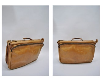 vintage leather carry on bag weekender tote vintage leather bag custom luggage suitcase