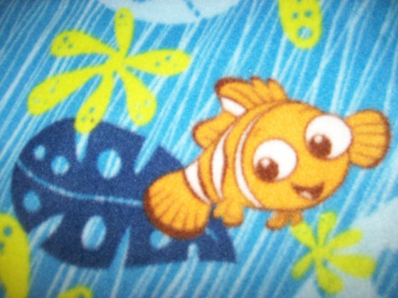 An Adorable Disney Finding Nemo And Squirt Under The Sea