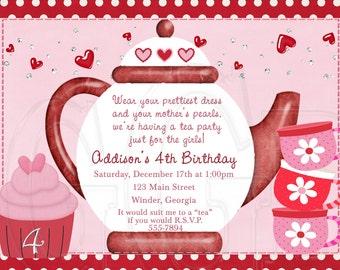 valentines tea party – Etsy NZ