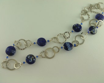 Cobalt and silver