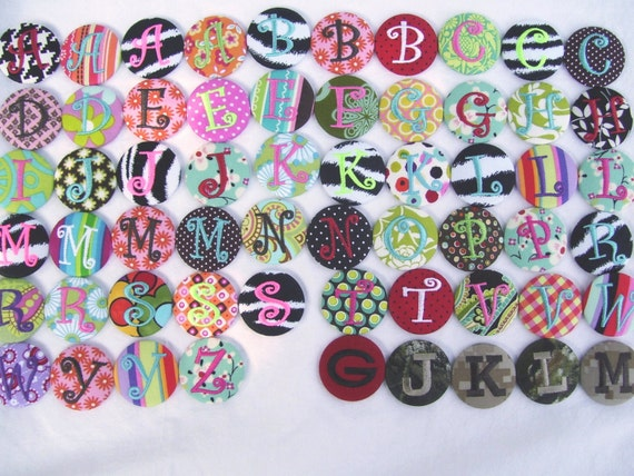 Buttons for diy name badge holders quantity of 5