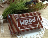 500g Wood Formo Modeling Clay (Made in Japan) - Padico Brand - Air Dry