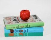 SALE - Childrens Book Collection, Book Stack - E