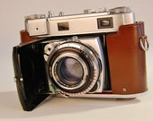 Kodak RETINA IIIc German folding 35mm rangefinder camera.
