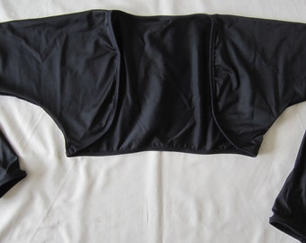 BOLERO - Cycling Shrug- For added Sun protection or transitional weather temps Solid S/M and L/XL
