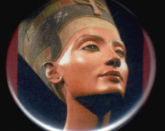 Queen of Egypt Button